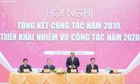 PM Vietnam, Nguyen Xuan Phuc Menghadiri Konferensi Evaluasi dari Departemen Ekonomi KS PKV