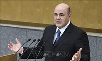 Presiden Rusia, Vladimir Putin Menandatangani Dekrit Mengangkat Mikhail Mishustin Menjadi PM Rusia