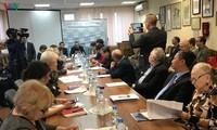 """Lokakarya meja bundar: """"Masa 70 tahun kerjasama Rusia – Vietnam"""" di Federasi Rusia"""