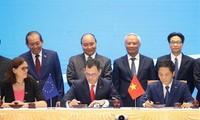 Tidak bisa memutar-balikkan EVFTA dan merintangi proses integrasi Viet Nam