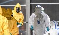 Iran dan Italia mencatat lagi kasus-kasus yang meninggal akibat wabah COVID-19