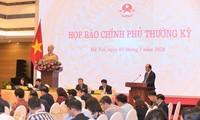 Pada bulan Februari dan 2 bulan awal tahun ini, sosial-ekonomi Vietnam tetap punya banyak titik cerah