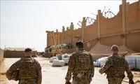 Pasukan-pasukan Irak menerima kekuasaan terhadap pangkalan militer di Provinsi Anbar