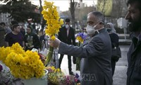 Uni Eropa memberikan bantuan kemanusiaan sebesar 20 juta USD kepada Iran untuk mencegah dan memberantas wabah Covid-19