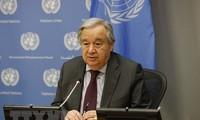 PBB mengimbau kepada komunitas internasional supaya bersatu melawan Covid-19