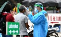 Vietnam belum mencatat kasus terkena Covid-19 yang baru terhitung sampai   siang hari tanggal 12 April