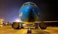 Vietnam Airlines mengangkut warga negara Vietnam di Jepang pulang ke tanah air