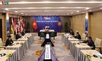 Para pemimpin ASEAN mendukung gagasan-gagasan Vietnam dalam melawan wabah Covid-19