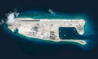 Opini umum internasional mengutuk cara berperilaku dari Tiongkok di Laut Timur