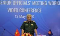 Kemhan Vietnam aktif mendorong kerjasama internasional dalam melawan wabah Covid-19