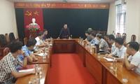Provinsi Bac Giang menyosialisasikan secara online buah leci ke pasar Singapura