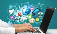 Ekspor perangkat lunak teknologi informasi dan bidang ekonomi andalan masih punyak banyak potensi untuk berkembang