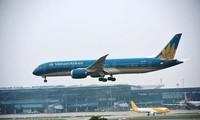 Vietnam Airlines memulihkan sepenuhnya jumlah rute penerbangan domestik