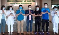 Wabah Covid-19: Vietnam tidak mencatat kasus terinfeksi dalam masyarakat dalam waktu 49 hari teakhir, lebih dari 92% jumlah pasien sembuh