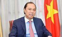 Isi wawancara antara wartawan VOV dan Deputi Menlu Vietnam, Nguyen Quoc Dung tentang KTT ke-36 ASEAN