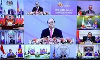 ASEAN 2020: Negara-negara ASEAN percaya pada kemampuan diplomatik Vietnam