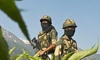 India dan Tiongkok menggelar jumlah besar serdadu di daerah perbatasan
