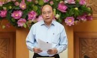 PM Vietnam, Nguyen Xuan Phuc menunjukkan 4 tuntutan terhadap perekonomian pada 6 bulan akhir tahun