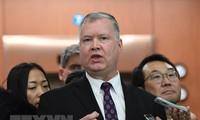 AS berkomitmen ikut serta secara lengkap dalam upaya-upaya mendorong perdamaian di Semenanjung Korea