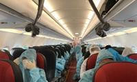 Terus melakukan rute-rute penerbangan untuk memulangkan warga negara kembali ke Tanah Air secara aman