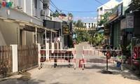 Kota Hoi An memikirkan kehidupan setiap kepala keluarga di sektor jalan yang diblokade