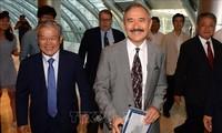 AS menegaskan secara permanen berkoordinasi dengan Republik Korea dalam masalah RDRK
