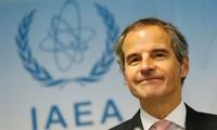 Direktur Jenderal IAEA mengunjungi Iran di tengah situasi ketegangan antara AS dan Iran