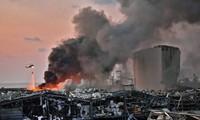 Lebanon memberitahukan masih ada orang yang hilang dalam ledakan di Kota Beirut
