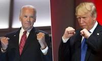 Pilpres AS 2020: Joe Biden mendahului Donald Trump di 9 di antara 11 negara bagian stratregis papan atas