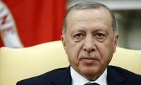 Uni Eropa dan Turki membahas situasi Laut Tengah Timur