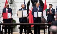 Reaksi Palestina dan Arab Saudi tentang kesepakatan normalisasi hubungan Israel, Uni Emirat Arab dan Bahrain