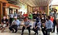 Kedubes Vietnam di Indonesia melakukan kontak konsuler dengan para nelayan yang ditahan