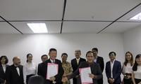 Kerjasama mendorong hubungan perdagangan dan investasi antara badan usaha Vietnam dan Malaysia