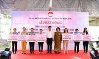 """Kota Ho Chi Minh: Mencanangkan Bulan """"Demi orang miskin"""""""