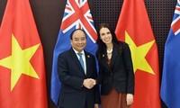 PM Vietnam, Nguyen Xuan Phuc mengucapkan selamat atas kemenangan Partai Buruh dan PM Selandia Baru