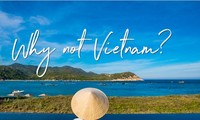 Memberikan stimulasi dan menyerap kedatangan wisatawan ke Vietnam