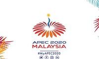 Malaysia memberitahukan akan mengadakan KTT APEC secara virtual