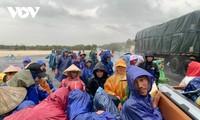 Uni Eropa memberikan bantuan sebesar 1,3 juta Euro kepada Vietnam untuk mengatasi akibat banjir