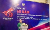 """65 Tahun Hubungan Vietnam – Indonesia dan Penggalan Jalan di  Depan"""""""