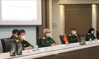 Dialog ke-11 Kebijakan Pertahanan Vietnam – Singapura