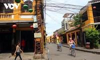"""Kota Hoi An Mengoperasikan Kembali """"Jalan untuk Pejalan Kaki"""", """"Kota di Malam Hari"""" dan Membuka Desa-Desa Kerajinan Tradisional"""