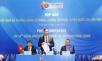 Vietnam Proaktif Melakukan Kerja Sama Internasional tentang Pencegahan dan Penanggulangan Kriminalitas Lintas Negara