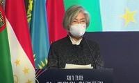 Republik Korea Mengimbau Negara-Negara Asia Tengah Bekerja sama untuk Mendorong Perdamaian di Semenanjung Korea