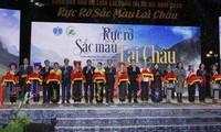 Pembukaan Pekan Budaya Wisata Lai Chau di Kota Hanoi