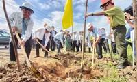 PM Pemerintah Kirim Surat Pujian kepada Provinsi Ben Tre yang Menyambut Pananaman Pohon