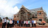 Radio-Televisi Xaysomboun – Bangunan Hubungan Kerja Sama Vietnam-Laos