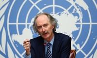Perundingan Komisi Konstitusi Suriah Gagal