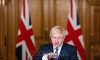 Inggris Beritahukan Agenda Konferensi Virtual Kelompok G7
