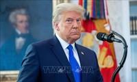 Mantan Presiden AS, Donald Trump Tidak Dimakzulkan Menghasut Kerusuhan