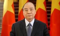 Presiden Nguyen Xuan Phuc Rekomendasikan Solusi untuk Berikan Lebih Banyak Vaksin kepada Negara-Negara Sedang Berkembang